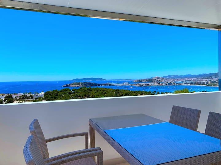 IBIZA VISTA - Dream location - Wlan/Pool