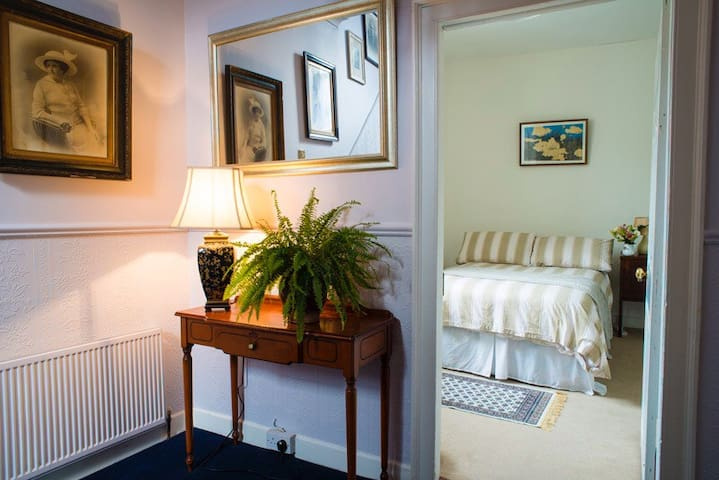 Double room at O'Herlihys Kinsale - Kinsale - Apartamento