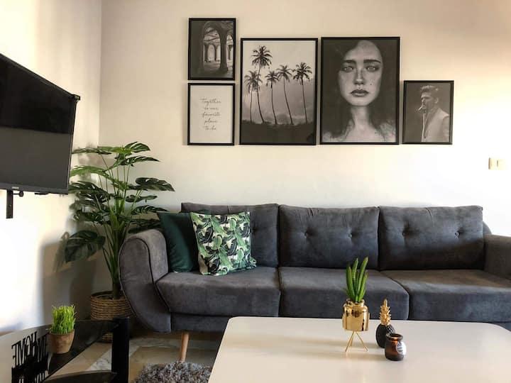 Appartement haut standing sis à Ennasr 2