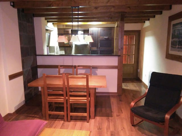 Apartamento con parking privado - La Molina
