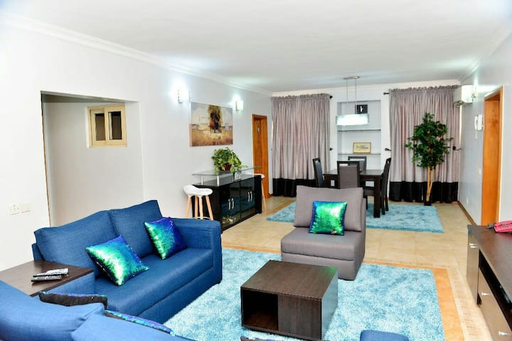Top Notch furnished apartment