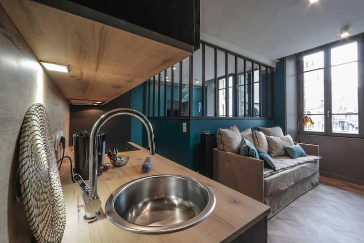 La Loge, appartement de charme coeur de ville