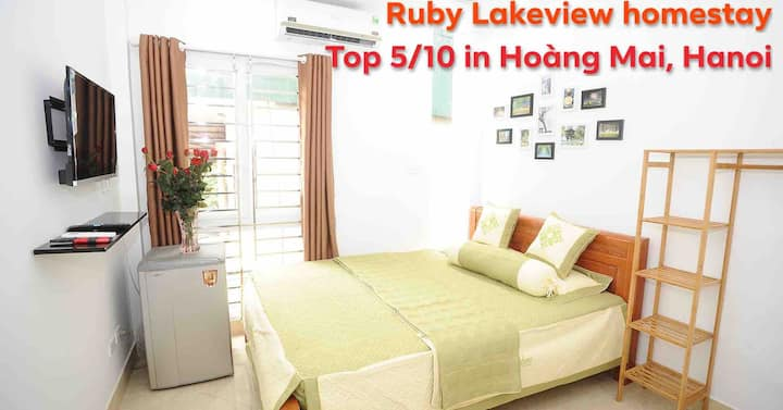 Ruby Lakeview Homestay 3.1 (Gmap&Apple Map)