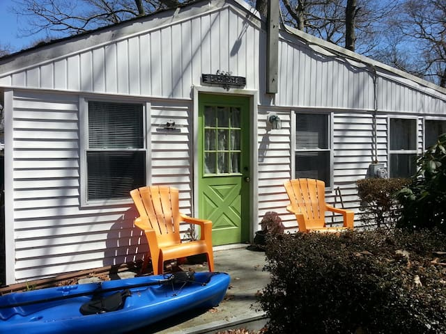 Long Island Sound Beach House - Calverton - Ev