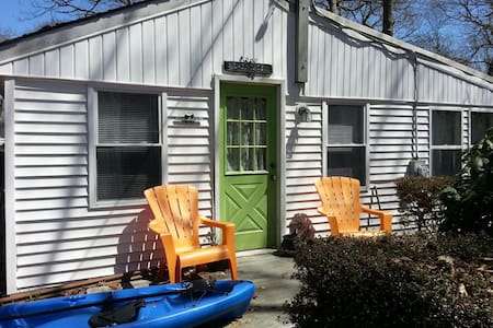 Long Island Sound Beach House - Calverton - Casa