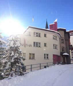 moderner Wohnraum in den Schweizer Bergen - Arosa - Apartotel
