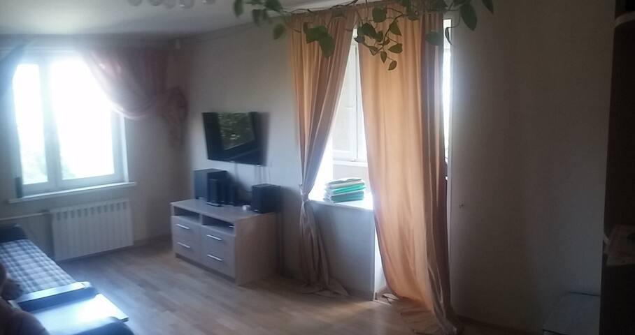 Апартаменты для 1,2 или 3 путешественников - Moskva - อพาร์ทเมนท์