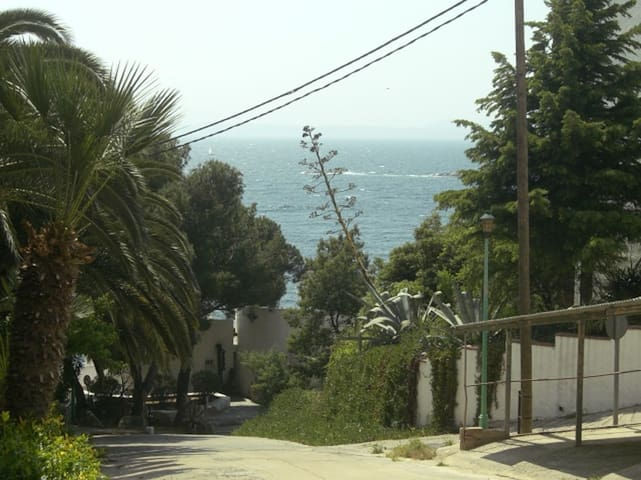 Roses piso a 50 metros de la playa - Roses - Byt