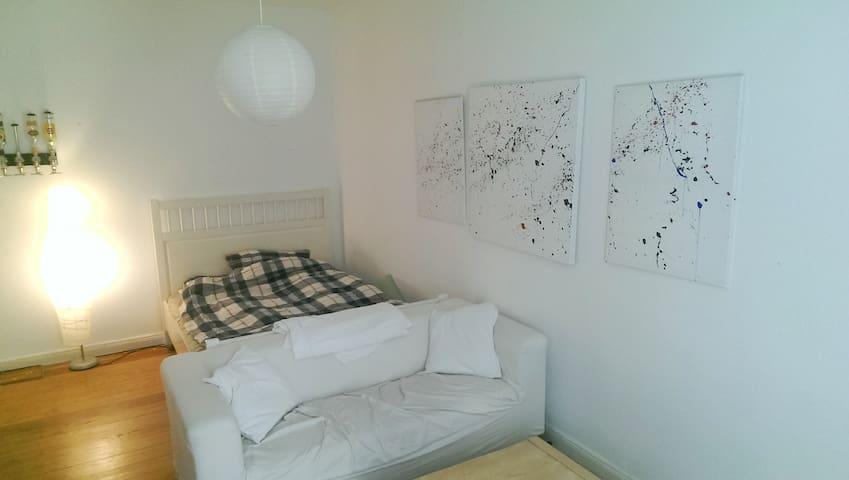 Schönes Zimmer im Centrum von Flensburg