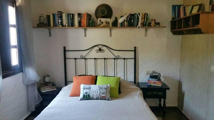 Book Room en Las Tres Patas Complejo Rural
