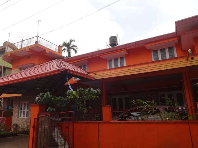 Four Season Home Stay ( 1BDH ) - Madikeri - House