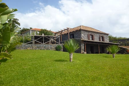 Villa Montemar - Peaceful spot away from the city - Ponta Do Pargo - Villa