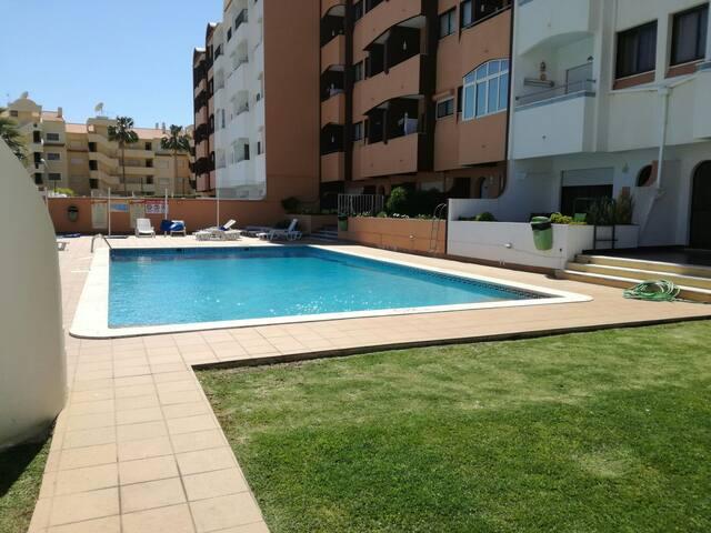 Apart. T1 c/ Piscina A/C - Albufeira - Apartment
