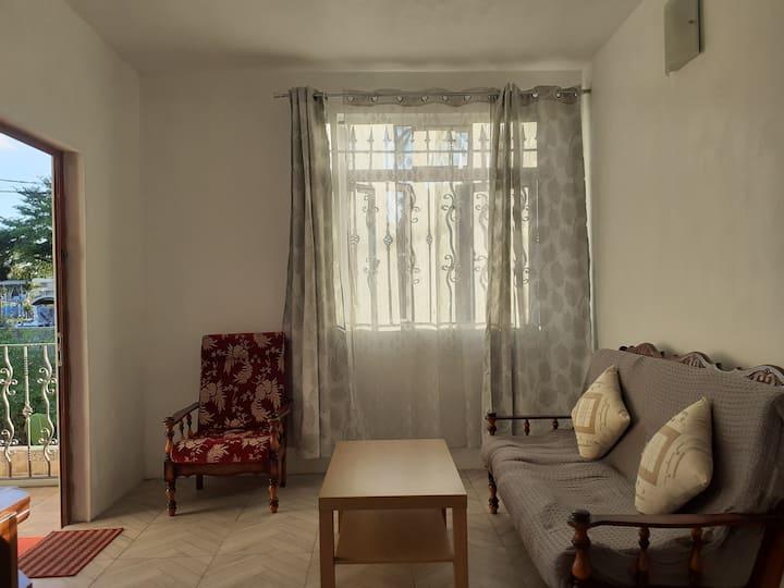 Nice one bed flat in Quatre bornes