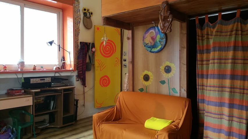 Cosy and charming appartement - Barrafranca - Appartement