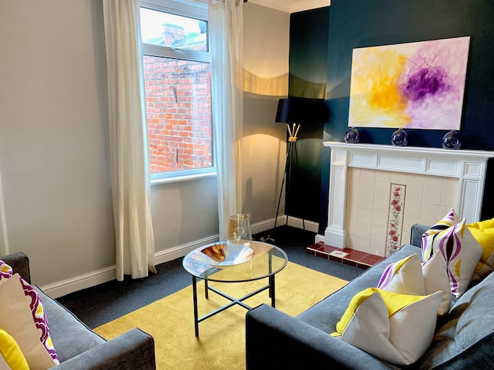 ⭐Modern, chic town centre accommodation⭐
