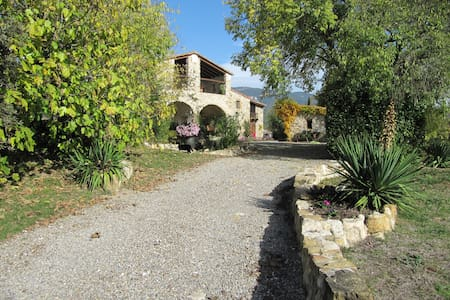 L'Aulet - 300 yr. old Spanish Masia - Besalú - Dom
