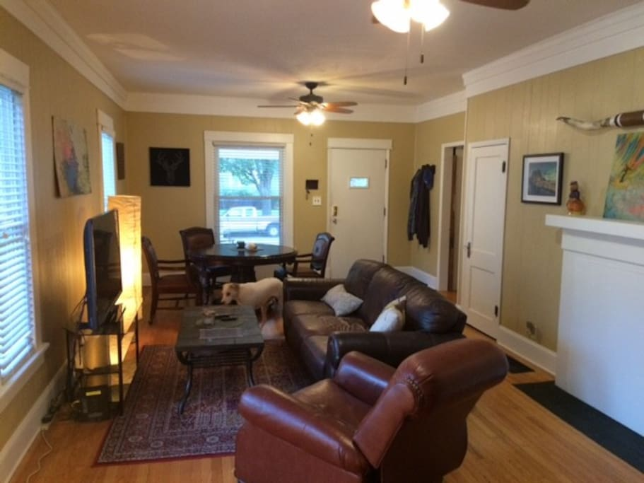 Additional Living/Dining Room View