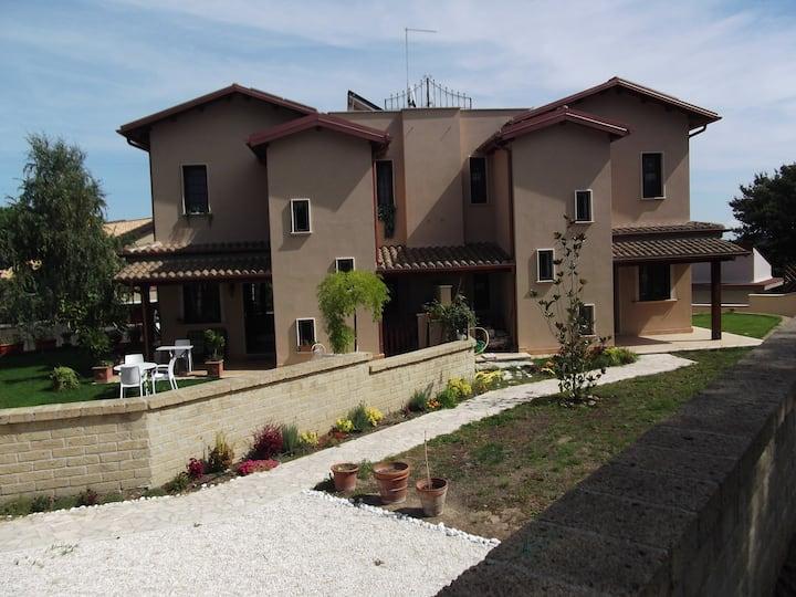 Villa Tuscia Colle Diana