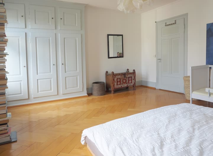 Spacious, friendly flat in the old town