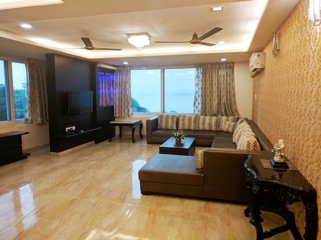 Dreamz Seaview (FF): Luxurious 2BHK Appartment