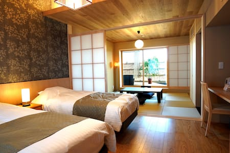 【C2 KYOTO SUITE】 private open-air bath / Brand new