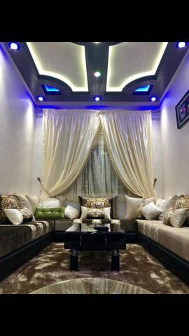 Sublime Appart 2 chambre avec piscine a marrakech