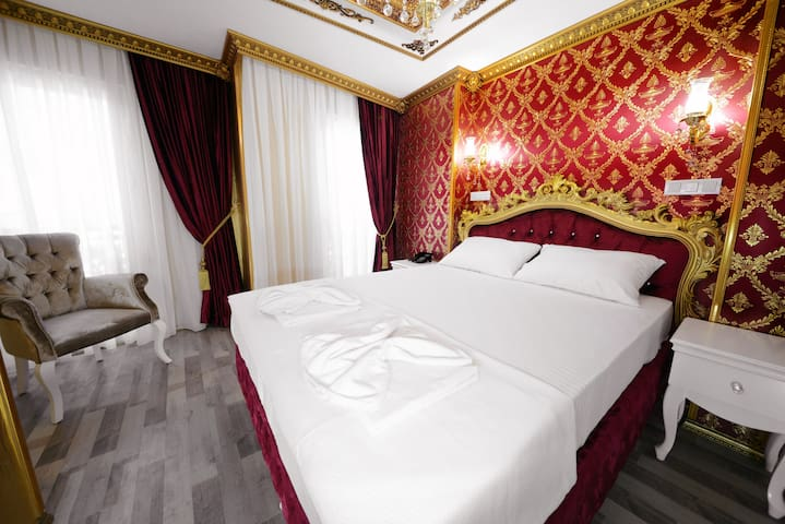 Lux Butique Hotel old city in Fatih - Fatih - Bed & Breakfast