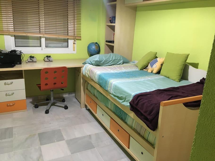 Habitación para dos personas
