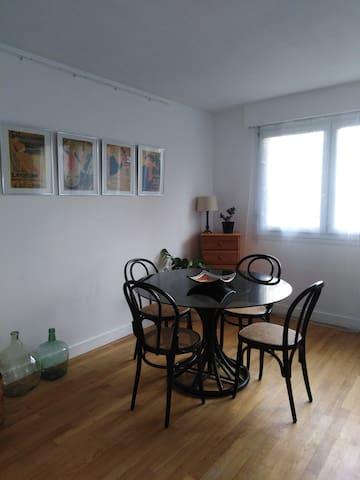 Charmant appartement de 66 m² à Lorient