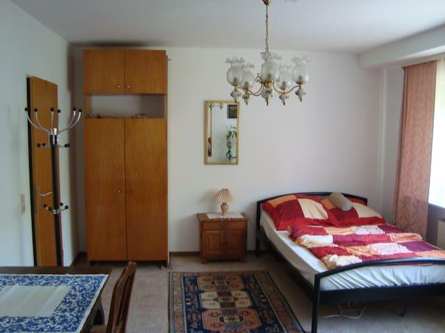 Vollausgestattete Gästewohnung für 1 - 2 Personen