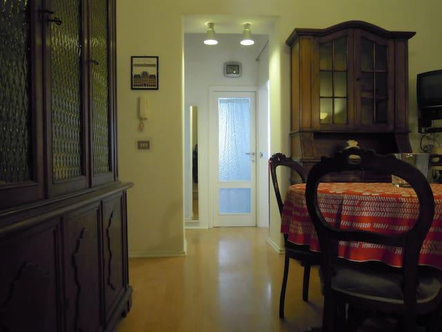 CENTRALISSIMO, ACCOGLIENTE E CONFORTEVOLE - Terni - Apartment