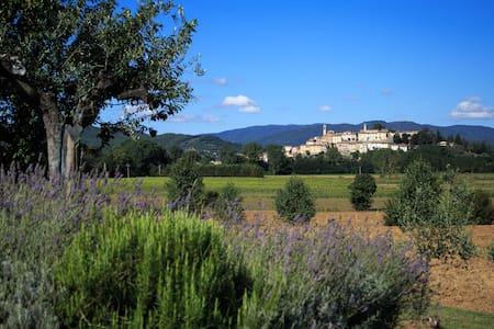 Monterchi casa con orto-giardino - Monterchi