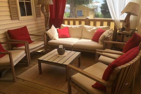 Mobilhome Plage de Pampelone LA TOISON D'OR 5 pers