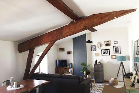 Belle Appartement chaleureux ,  Jardin Public - Bordeaux - Lägenhet
