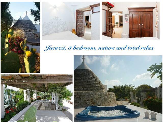 your private trulli near the beach - Ostuni - Villa