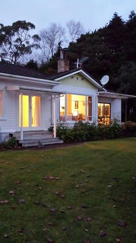 Secret Garden Homestead - Ohakune - Casa