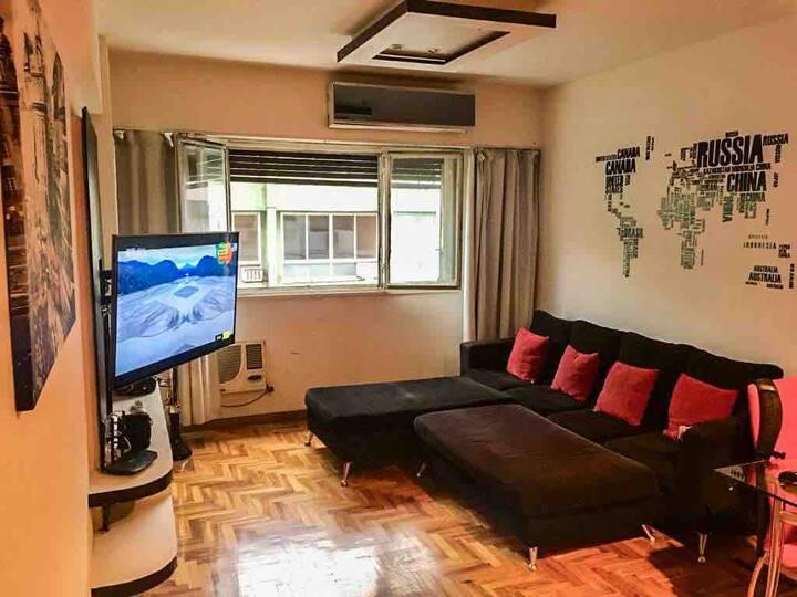 Excelente apartamento en el centro de Buenos Aires