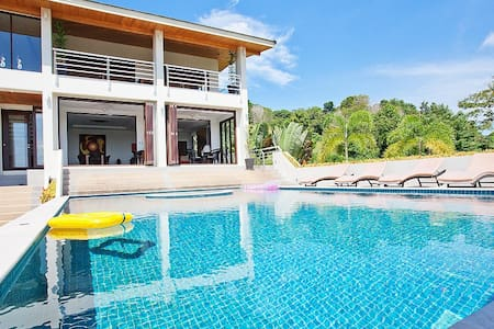 Ocean Breeze   5 Bed Villa with Private Pool in - Пхукет - Вилла