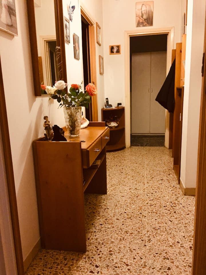 A casa di Lia e Antonio tra Monza Linate e Bergamo