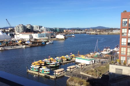 Waterfront, brand new studio in downtown Victoria. - Victoria - Appartement