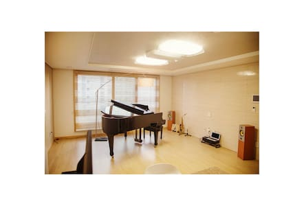 Living in Artist's Residence (Brand New Apartment) - Seongnam-si - Квартира