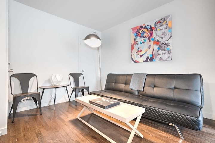 Liv MTL *Black Friday Sale* Avenue   3BR Rooftop + Office + Pets Stay Free