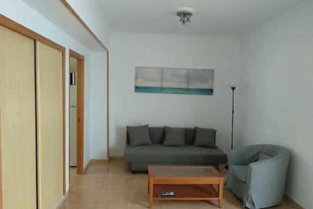 Avenida beach center apartment