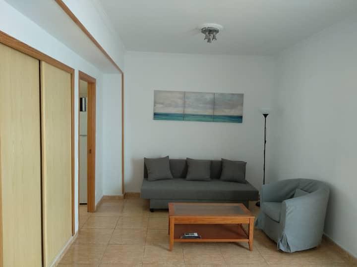 Avenida beach center apartment