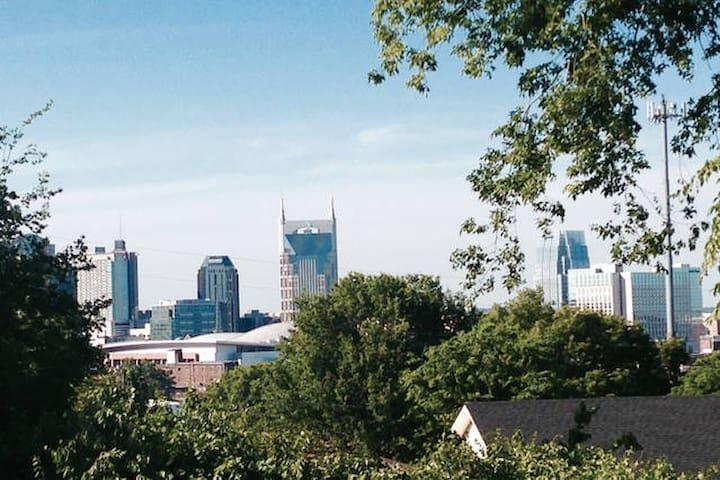 Easy walk to the heart of Nashville - 1.5mile - Nashville - House