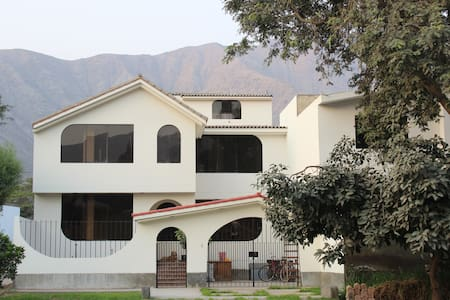 Acogedora Casa en Los Girasoles - Chaclacayo - Apartment
