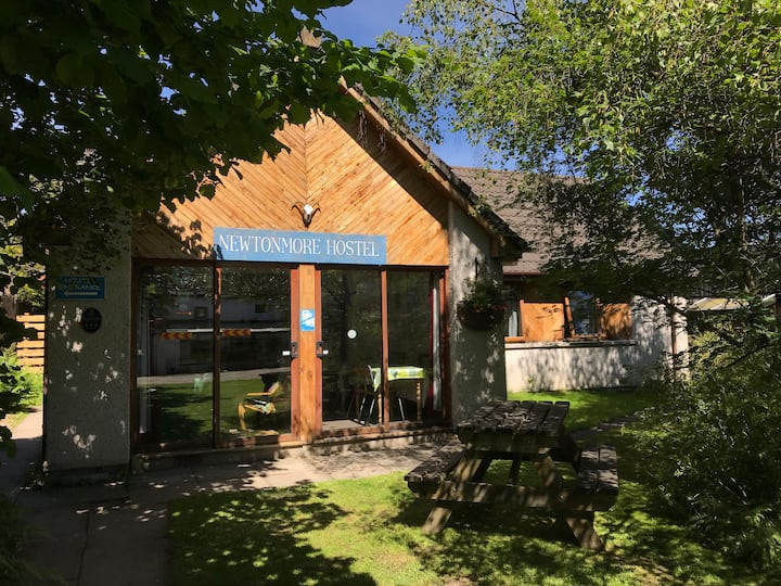 Newtonmore Hostel - have the place to yourself!