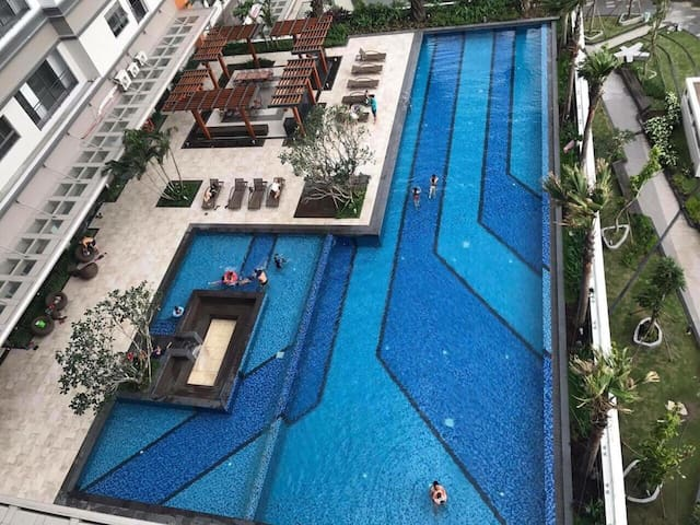 2 BEDROOMS APARTMENT FOR RENT IN HO CHI MINH CITY