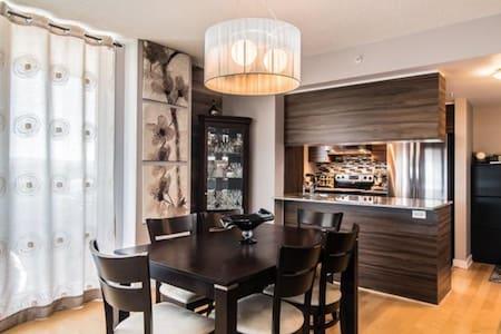 Large Modern 2 bedroom Condo. - Montréal - Huoneisto
